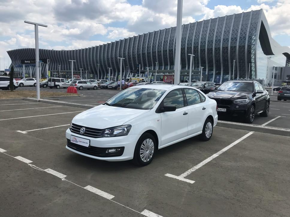 Аренда авто в аэропорту Симферополя
